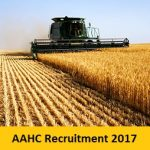 AAHC District Officer Recruitment 2017 Apply Online for 1600 MIS Officer Posts at www.aahc.org.in