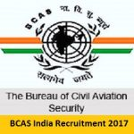 Bureau of Civil Aviation Security Recruitment 2017 Apply for 263 Deputy Posts at www.bcasindia.gov.in