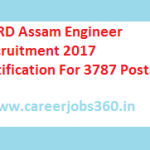 PNRD Assam Engineer Recruitment 2017 Apply for 3787 Gaon Panchayat, & Manager Posts