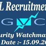MGVCL Watchman Recruitment 2017 Apply Online for 51 Security Watchman Vacancies