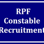 RPF Sub-Inspector Recruitment 2018 Apply online for 9739 RSPF Constable  Notification at www.indianrailways.gov.in