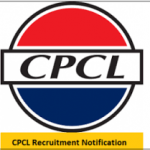 CPCL Recruitment 2017 Apply Online For 33 CPCL Engineer, Officer Posts at www.cpcl.co.in