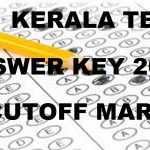 Kerala TET Answer Key 2017 Download KTET Result at www.keralapareekshabhavan.in