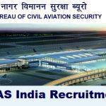 BCAS Aviation Security Officer Recruitment 2018 Apply for 112 Senior Aviation Security Officer Posts at www.bcasindia.gov.in