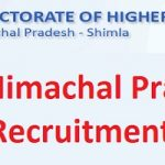 DHE HP PGT Recruitment 2017 Apply for 1191 Post Graduate Teacher Vacancies @educationhp.org