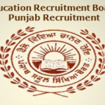 Education Recruitment Board Punjab Recruitment 2017 Apply for 3582 Teacher Posts at www.educationrecruitmentboard.com