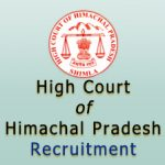 HP High Court Recruitment 2017 Apply Online for 15 Clerk and Driver Posts at www.hphighcourt.nic.in