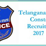 Telangana Police Constable Recruitment 2017 Apply Online for 18290 TS Police Posts at www.tslprb.in