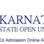 Karnataka B.Ed Application Form 2018 Apply for CET Notification at www.schooleducation.kar.nic.in