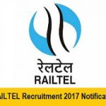 RailTel Engineer Recruitment 2017 Apply Online for 131 Manager, Assistant Engineers Posts at www.railtelindia.com