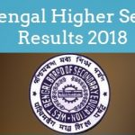 WBCHSE HS Result 2018 Download West Bengal 12th Class Result at www.wbresults.nic.in