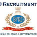 BPRD Recruitment 2017 Apply for 84 DSP, Inspector of Police, Stenographer Grade – II & Various Other Posts