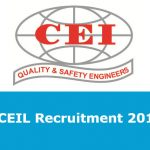 CEIL Recruitment 2017 for 150 Construction Engineer Posts at www.ceil.co.in