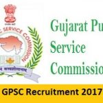 GPSC Recruitment 2017 Apply for 81 Lecturer Posts at www.ojas.gujarat.gov.in
