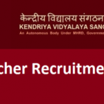 Kendriya Vidyalaya TGT PGT Recruitment 2017 Apply Online for 546 KVS Primary Teachers Vacancies at www.kvsangathan.nic.in