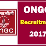 ONGC Recruitment 2017 Apply for 81 Specialist, Experts Posts at www.ongcindia.com