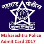 Maharashtra Police Admit Card 2017 Download MPSC Police Sub Inspector Hall Ticket at www.mahapolice.gov.in