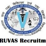 LLRUVAS Recruitment 2017 Apply for 41 LUVAS Teaching and Administrative Vacancies at www.luvas.edu.in
