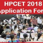 Himachal Pradesh CET Application Form 2018 Check HP CET Notification at www.himtu.ac.in