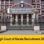 Kerala High Court Recruitment 2017 Apply for 41 Munsiff Magistrate Posts at www.hckrecruitment.nic.in