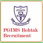 PGIMS Rohtak Assistant Teacher Recruitment 2018 Apply for 106 Teacher Faculty Posts at www.pgimsrohtak.nic.in