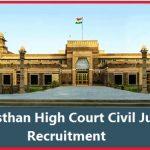 Rajasthan High Court Civil Judge Recruitment 2017 Apply Online for 35 Civil Judge Cadre Posts @hcraj.nic.in