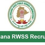 Telangana RWSS AE Recruitment 2017 Apply for 277 Assistant Executive Engineer, Assistant Engineers Posts at www.tspsc.gov.in