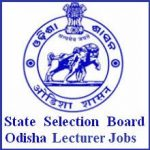 SSB Odisha Recruitment 2018 Apply Online for Lecturer Posts at www.ssbodisha.nic.in