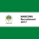 NABCONS Enumerator Recruitment 2017 Apply for 82 State Coordinator, National Coordinator Posts at www.nabcons.com