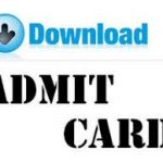 DEEPER DCT Admit Card 2018 Download DEEPER DCT Exam Hall Ticket at www.deeper.co.in