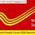 Jharkhand Postal Circle GDS Recruitment 2018 Apply Online for 1236 Gramin Dak Sevak Posts at www.indiapost.gov.in