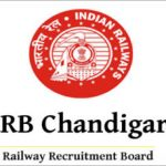 RRB Chandigarh ALP Recruitment 2018 Apply Online for 1546 Assistant Loco Pilot & Technician Grade III Vacancies at www.rrbcdg.gov.in