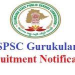 TSPSC Gurukulam Recruitment 2018 Apply for 549 Teaching & Non-Teaching Posts at www.tspsc.gov.in