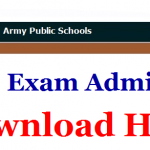 AWES TGT PGT Admit Card 2018 Download APS CSB PRT Exam Hall Ticket at www.awesindia.com