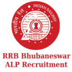 RRB Bhubaneswar ALP Recruitment 2017 Apply Online for 745 Assistant Loco Pilot Posts at www.rrbbbs.gov.in