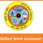 CWC Skilled Work Assistant Recruitment 2017 Apply for 90 Driver Posts at www.cwc.nic.in