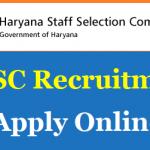 HSSC Junior Coach Recruitment 2018 Apply for 130 Junior Coach & Dispenser (Ayurvedic) Vacancies at www.hssc.gov.in