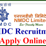NMDC Manager Recruitment 2017 Apply for 163 National Mineral Development Corporation Manager Vacancies at www.nmdc.co.in