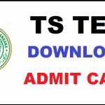 TS TET Admit Card 2018 Check Telangana State TET Exam Hall Ticket at www.tstet.cgg.gov.in