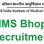 AIIMS Bhopal Junior Resident Recruitment 2018 Apply for 50 Junior Resident Posts at www.aiimsbhopal.edu.in