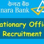 Canara Bank PO Recruitment 2018 for 800 Probationary Officer Posts at www.canarabank.com