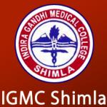 IGMC Shimla Recruitment 2018 Apply online for 84 Senior Resident Posts at www.igmcshimla.org