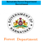 Karnataka Forest Guard Recruitment 2018 Apply Online for 94 Range Forest Officer Posts at www.forestapp-kar.com
