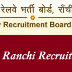 RRB Ranchi Assistant Loco Pilot Recruitment 2018 Apply for  2043 ALP & Technician Grade III Vacancies at www.rrbranchi.gov.in