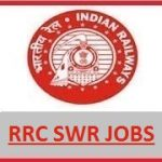 South Western Railway Recruitment 2018 Apply for 21 Sports Quota Posts at www.swr.indianrailways.gov.in
