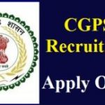 CGPSC Scientific Officer Recruitment 2018 Apply Online For 31 Scientific Officer Posts at www.psc.cg.gov.in
