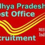 MP Postal Circle GDS Recruitment 2018 for 2411 Gramin Dak Sevak Jobs at www.indiapost.gov.in