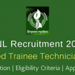 HNL Advanced Trainee Technicians Recruitment 2018 Apply for 22 Advanced Trainee Technicians Post at www.hnlonline.com