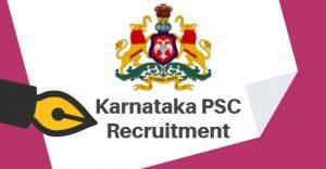 KPSC Fitter Recruitment 2018 Apply for 1520 Fitter