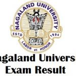 Nagaland University Result 2018 Check BA BSc BCom MA MSc MCom Score Card @nagalanduniversity.ac.in